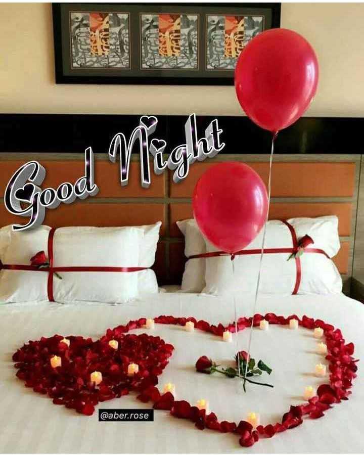 good night - Sood @ aber . rose - ShareChat