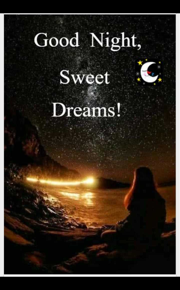 🌙good night🌙 - Good Night , Sweet Dreams ! - ShareChat
