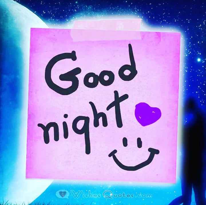 good night 💕💐 - Good night Wishes Quotes . com - ShareChat