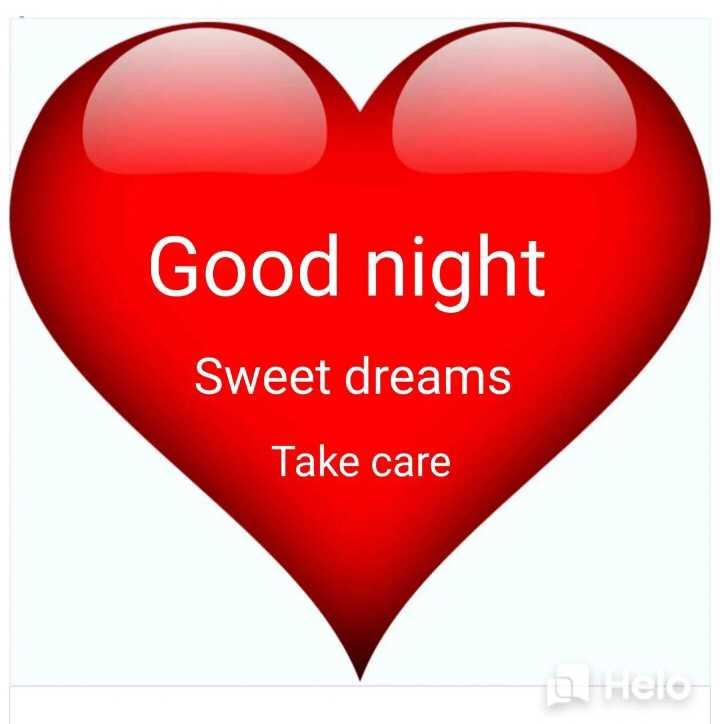 🌙good night🌙 - Good night Sweet dreams Take care - ShareChat