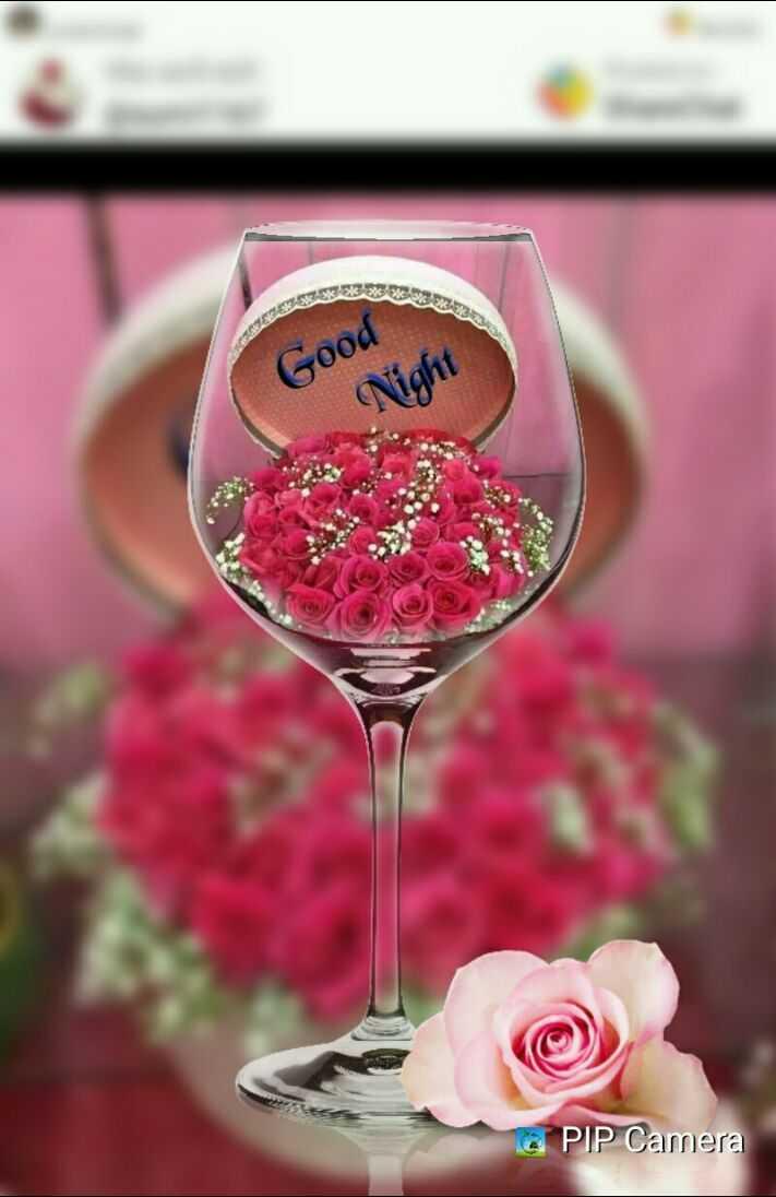 💞💑good night 💑💞 - RE Good IC PIP Camera - ShareChat