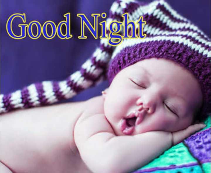 good night 💐 - Good Night - ShareChat