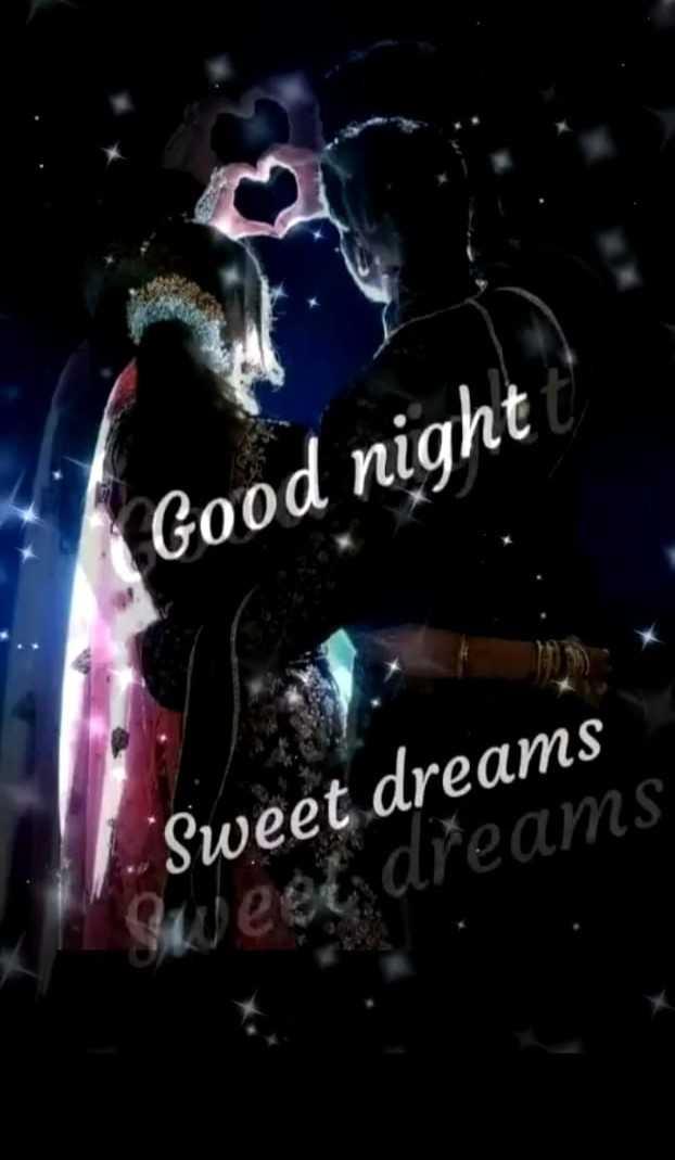 😚😚good night 😚😚 - Good night Sweet dreams Sweet dreams - ShareChat