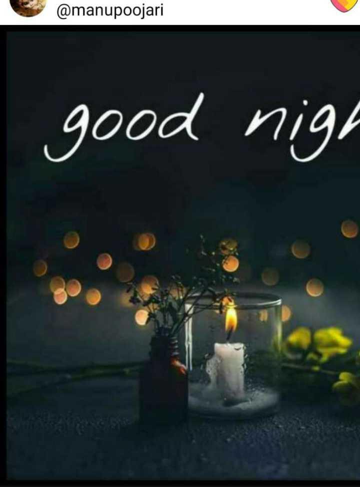 #good night - @ manupoojari good nigr - ShareChat