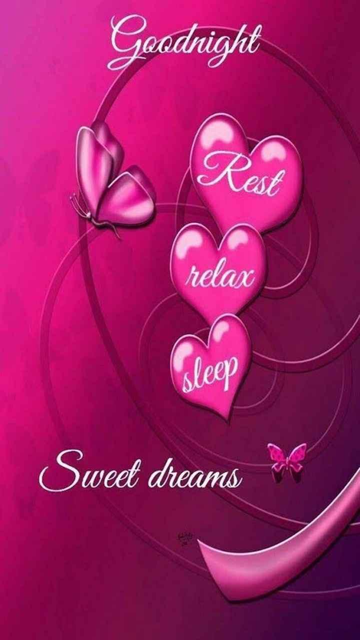 good night sweet dreams friends Images Poornakamala