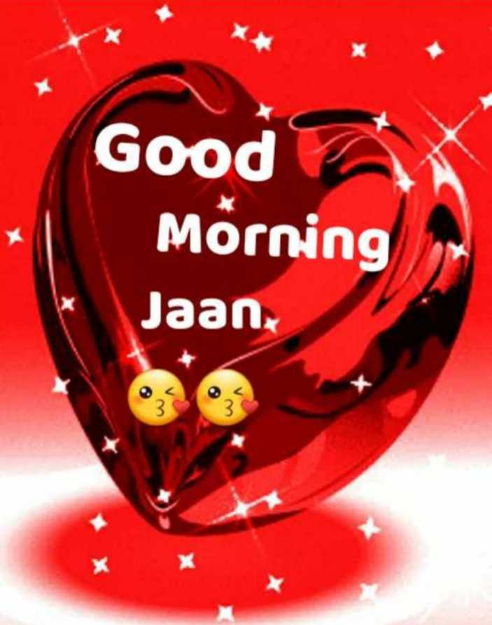 gud morning - Good Morning Jaan X X - ShareChat