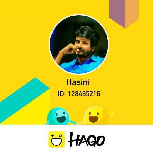 ha ha ha - Hasini ID : 128485216 Ö HAGO - ShareChat