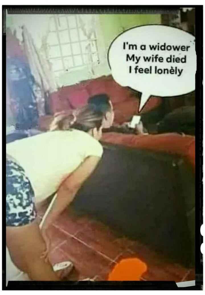 ha ha ha - I ' m a widower My wife died I feel lonely - ShareChat