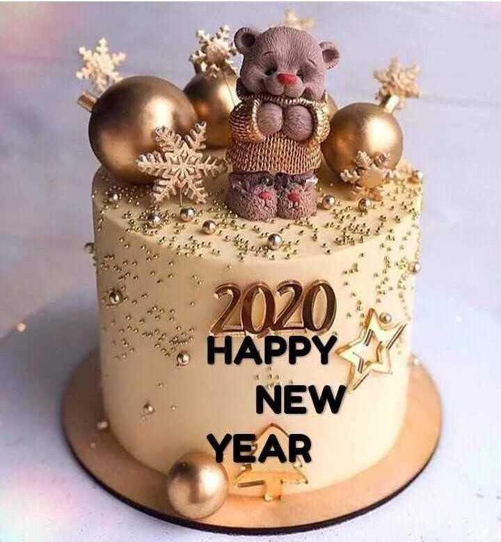 happy - 2020 HAPPY NEW YEAR - ShareChat