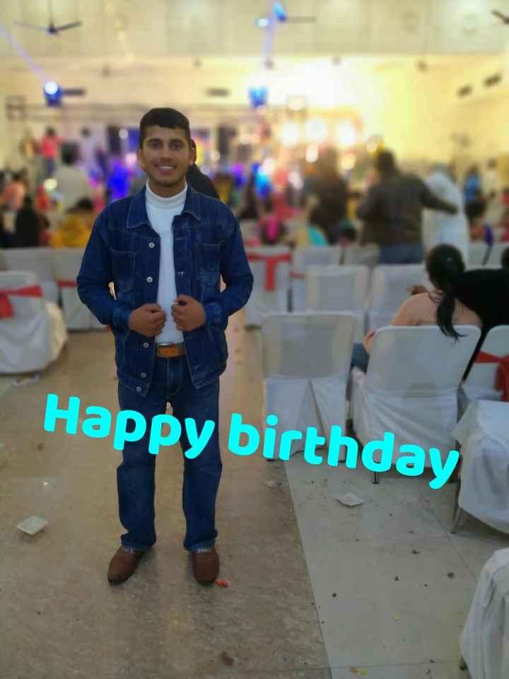 happy b'day - Happy birthday - ShareChat