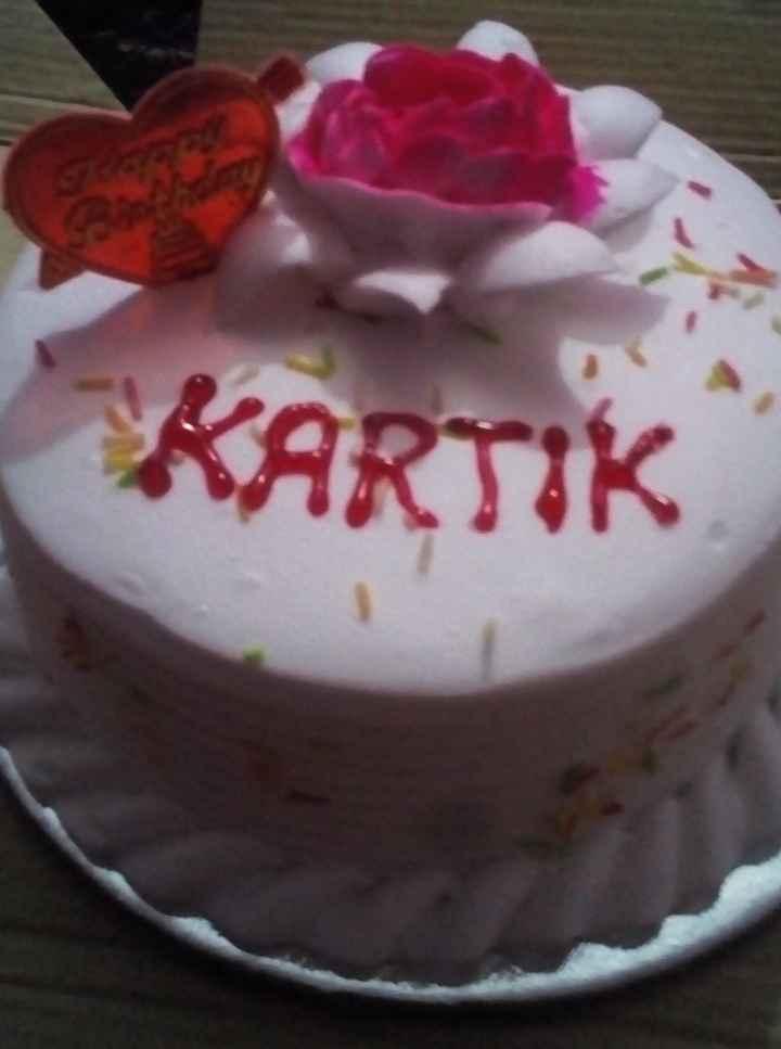 🎂🍰happy birthday 🎂🍰 - KARTIK - ShareChat
