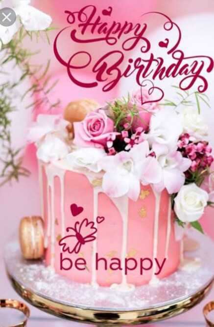 happy birthday - Happy ) e Birthday dar be happy - ShareChat