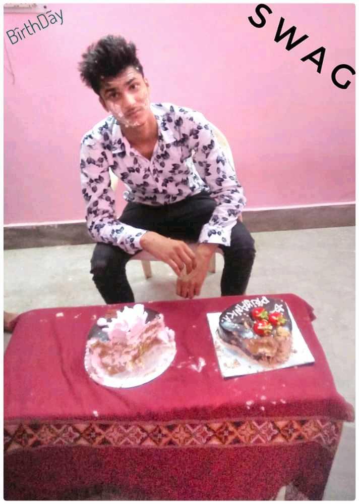 happy birthday - SWAG BirthDay - ShareChat
