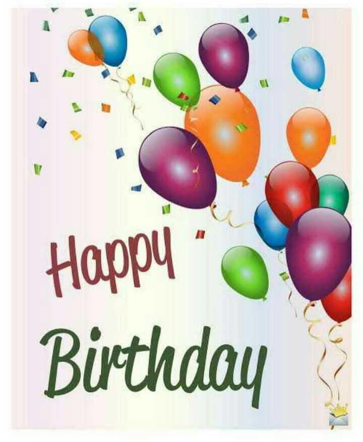 happy birthday 🎊🎈🎂🎉💐🎁👏 - HappЧ Birthday - ShareChat