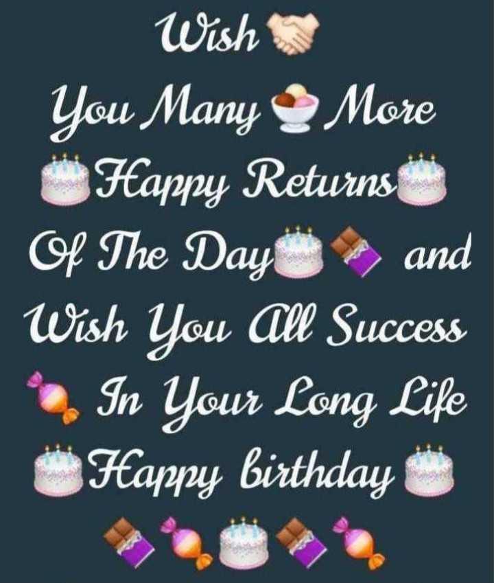 happy birthday 🌋🌋🌌 - ShareChat
