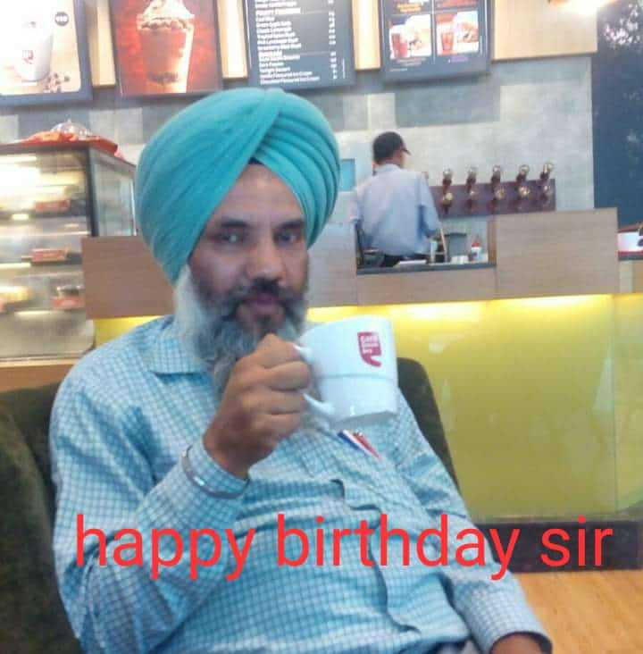 🎂 happy birthday 🎂 - kao Tbirthday sir - ShareChat