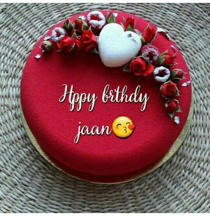 happy birthday 🌋🌋🌌 - Stopy bithdy jaan - ShareChat