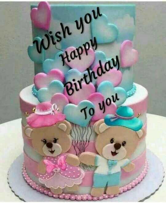happy birthday happy🎂 - Wish you Happy Birthday To you - ShareChat