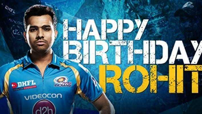 happy birthday rohit sharma - ( 2 ) ROHIT . . DHFL VIDEOCON dah - ShareChat
