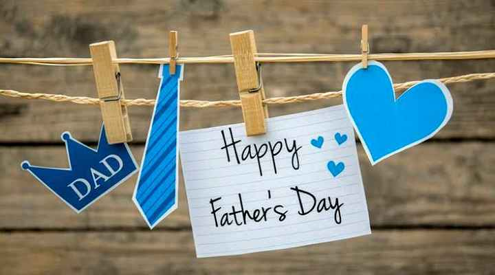 happy father's day 😘😘 - Happy . Father ' s Day DAD - ShareChat