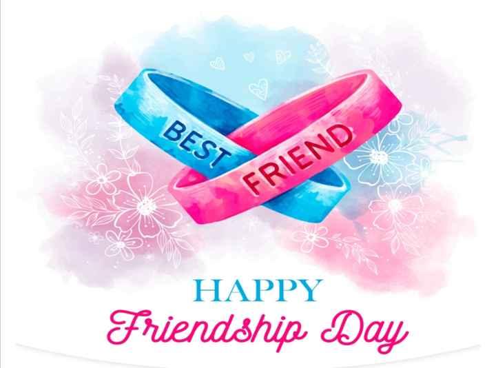 💞💞happy friendship day💞💞 - BEST FRIEND HAPPY Friendship Day - ShareChat