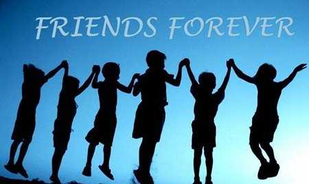 happy friendship day - FRIENDS FOREVER - ShareChat