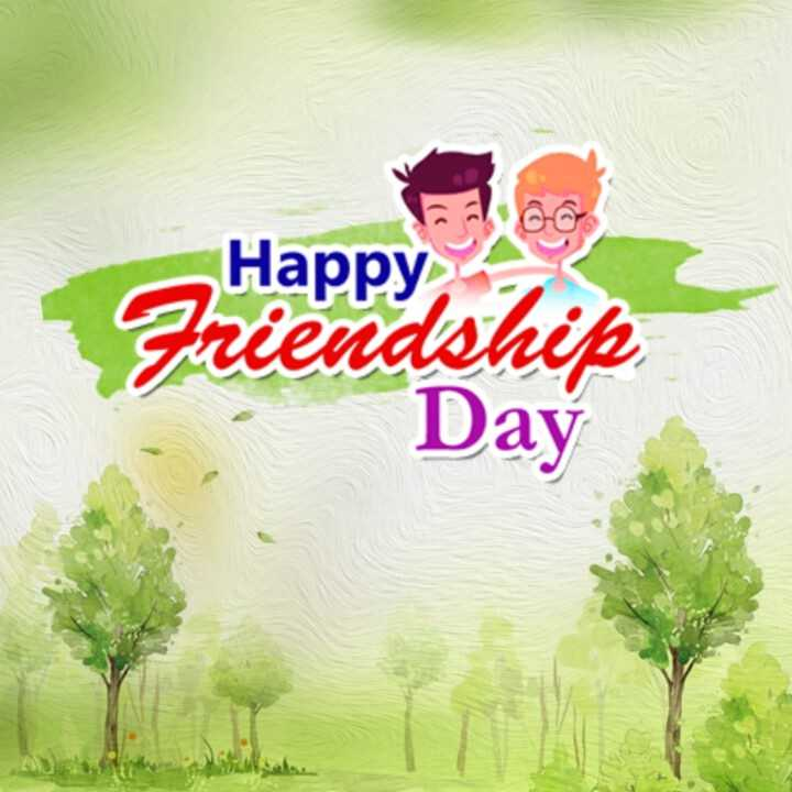 happy friendship day - — Happy , . . Friendship Day - ShareChat