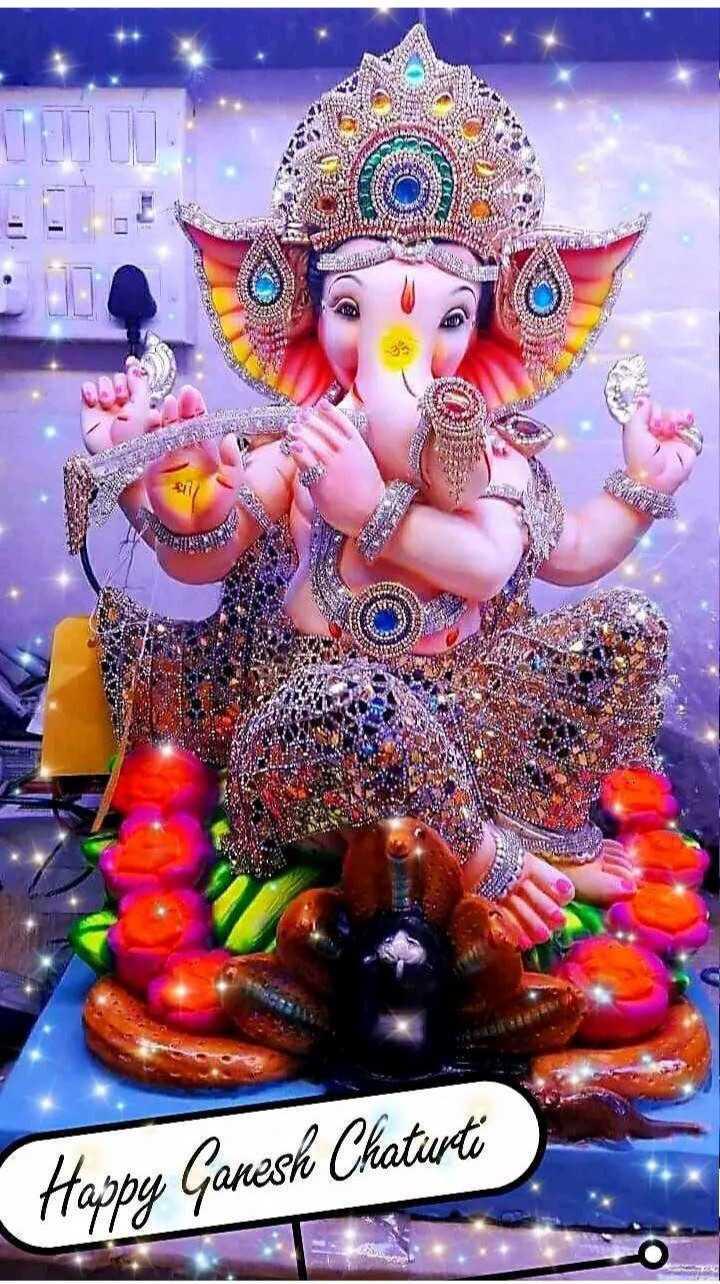 happy ganesh chathurdi - Happy Ganesh Chaturti - ShareChat