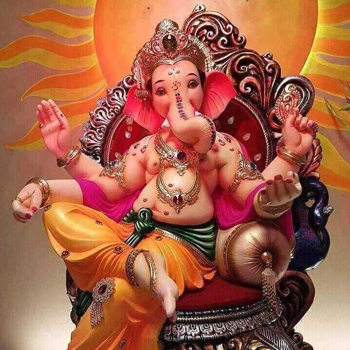 happy ganesh chathurthi - பார் : - ShareChat