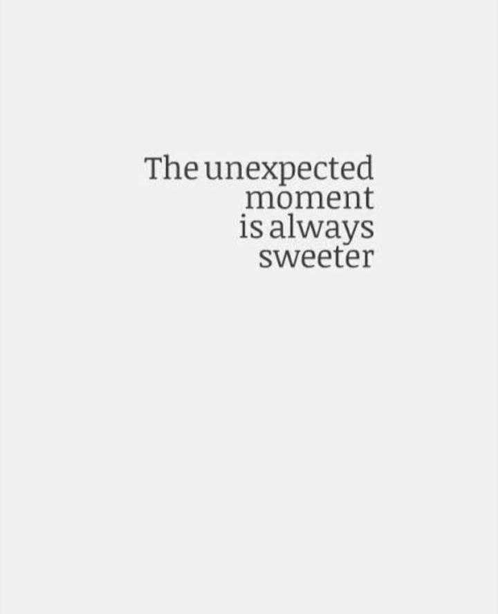 happy happy - The unexpected moment is always sweeter - ShareChat