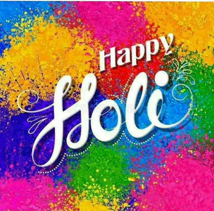 happy holi 🙂🙂🙂 - Happy Holi - ShareChat