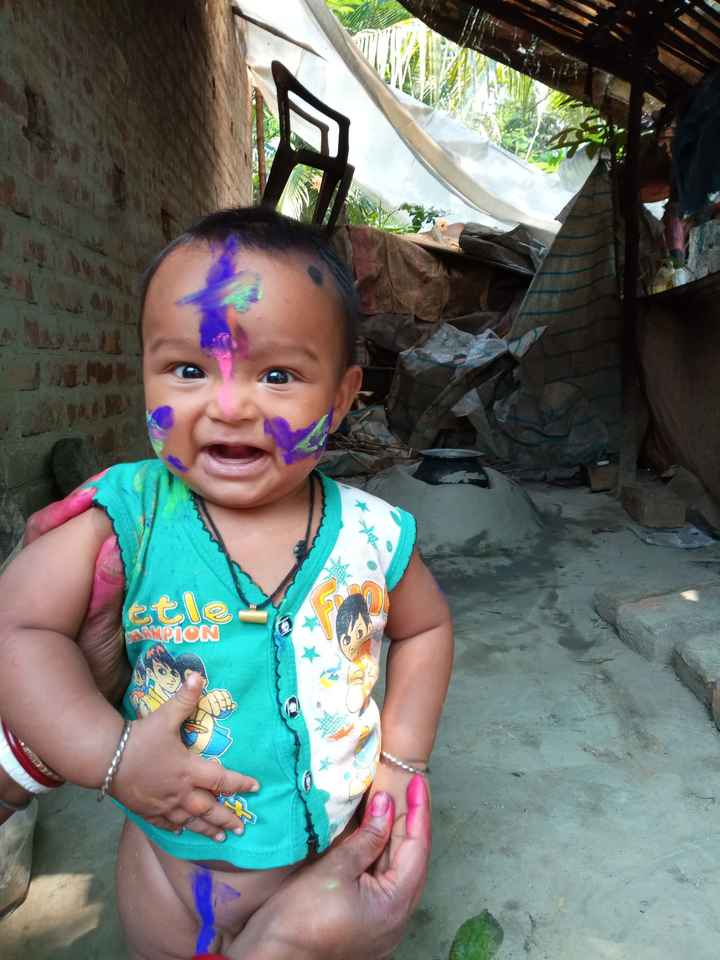 happy holi - MPION - ShareChat