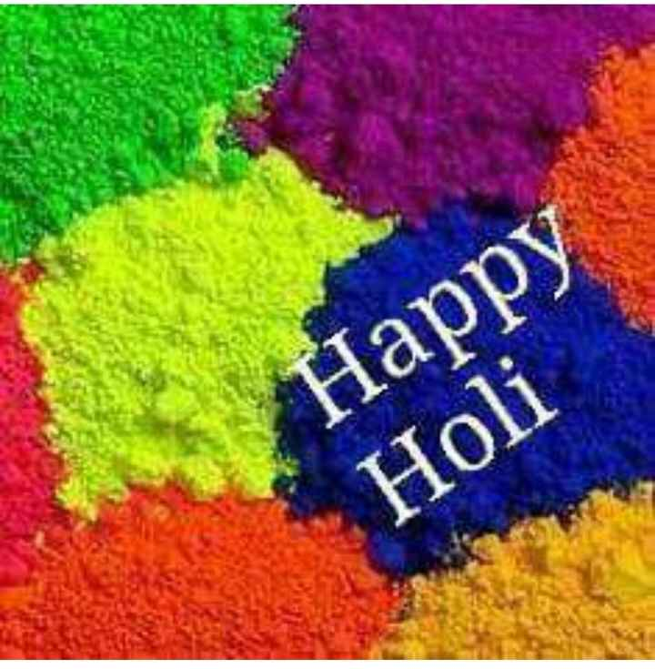 happy  holi - Happy Holi - ShareChat