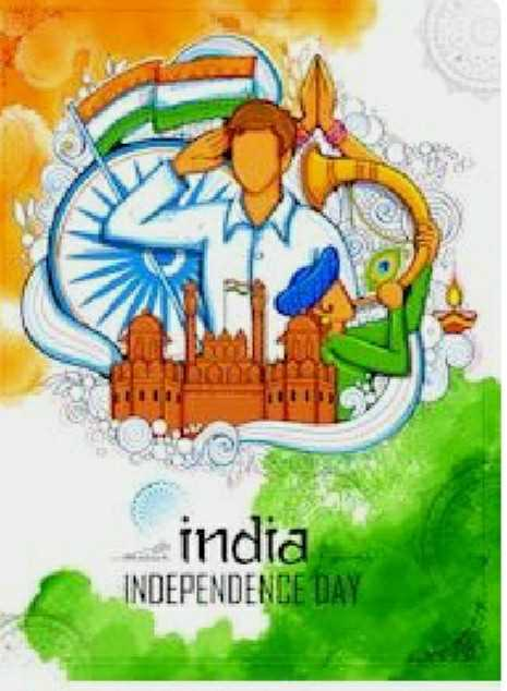 happy indepence day - india INDEPENDENCE DAY - ShareChat