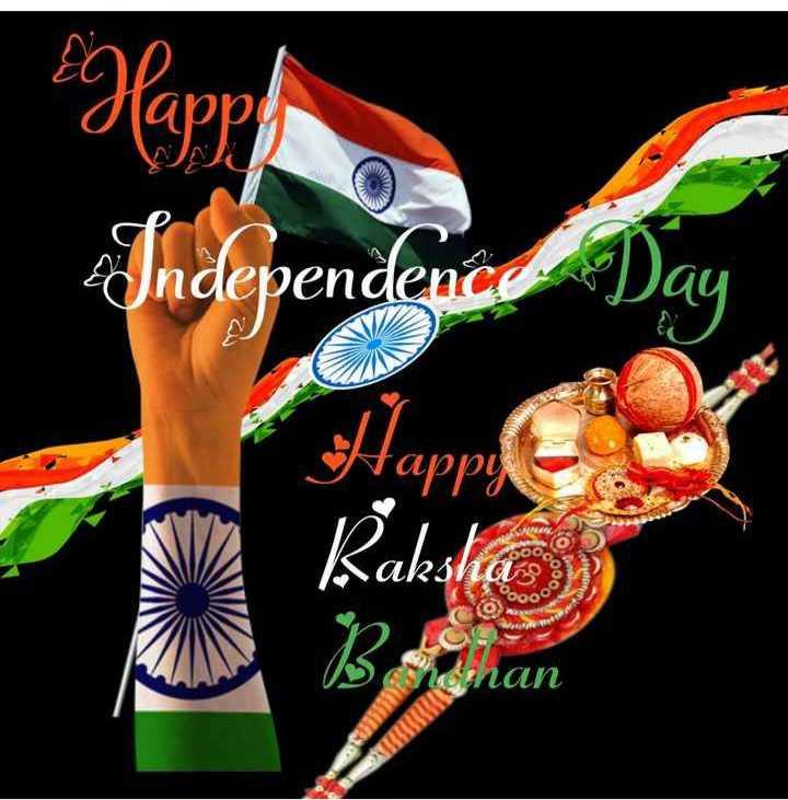 happy indepence day - Happ Independence Day KIN Happy PRO Raksha Innan - ShareChat