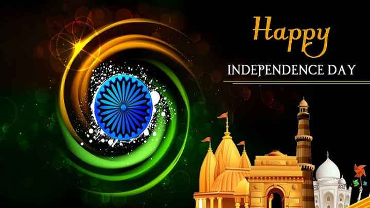 happy independence day - Happy INDEPENDENCE DAY - ShareChat