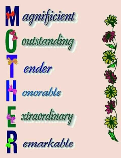 happy mothers day - Magnificient outstanding ender onorable Extraordinary Remarkable - ShareChat