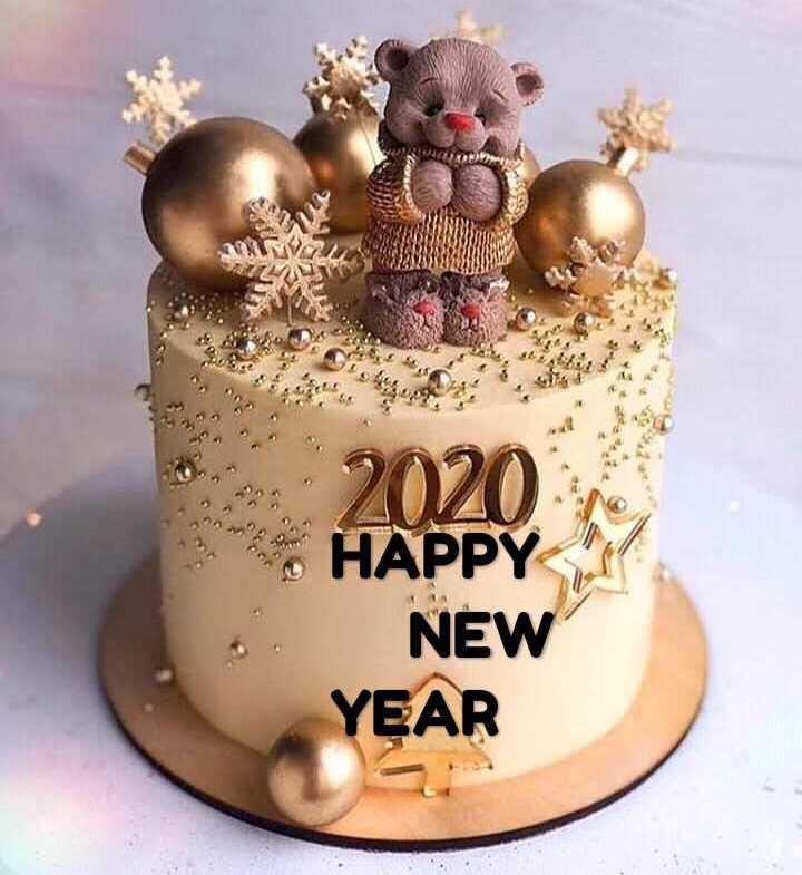 happy new year - 2020 HAPPY NEW YEAR - ShareChat