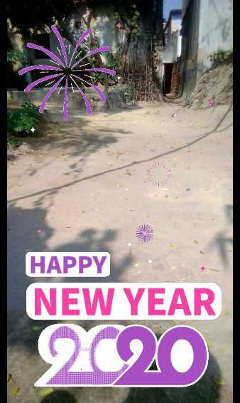 #happy new year - HAPPY NEW YEAR 2020 - ShareChat