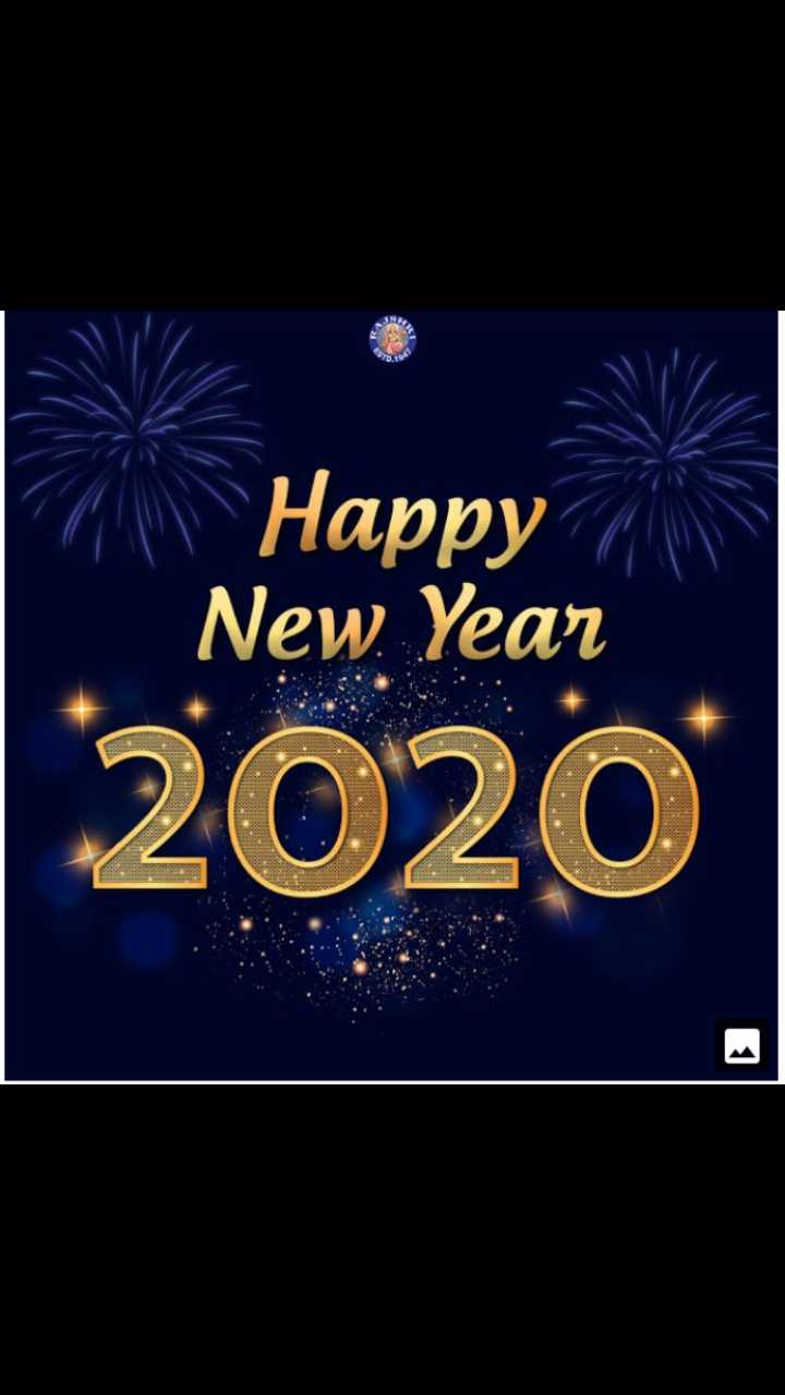 Happy New Year Happy New Year - Happy New Year 2020 - ShareChat