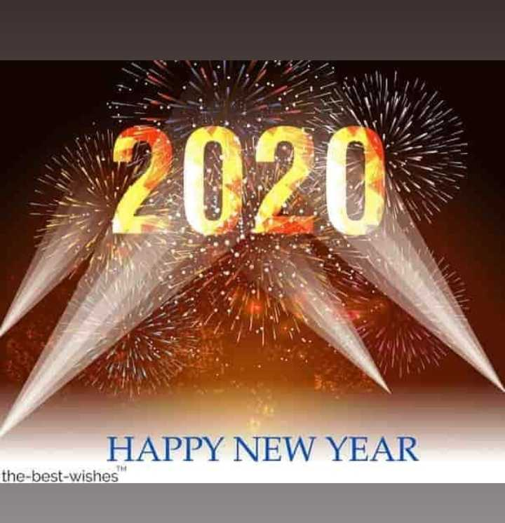 happy new years - 2020 HAPPY NEW YEAR the - best - wishes - ShareChat