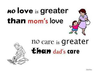 happy parents day..🍫🍫💐💐 - no love is greater than mom ' s love to no care is greater than dad ' s care - ShareChat
