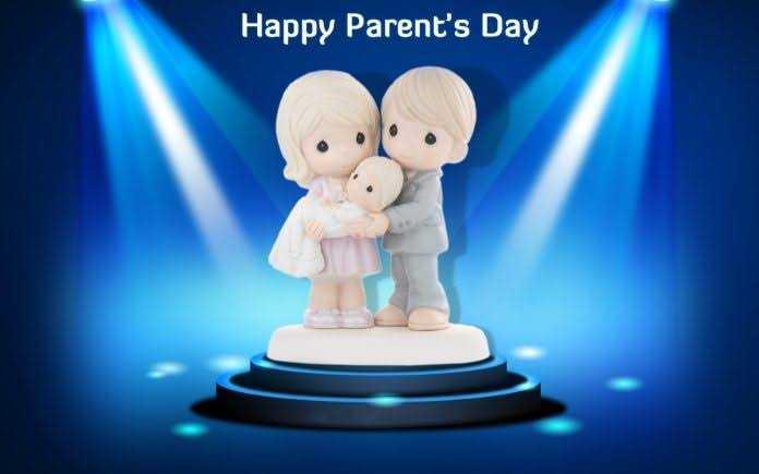 happy parents day..🍫🍫💐💐 - Happy Parent ' s Day - ShareChat