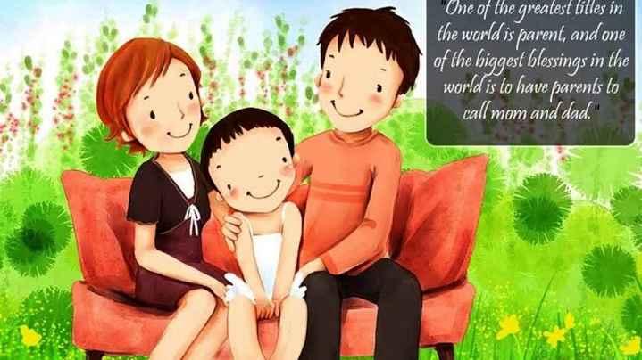 happy parents day Images Pankaj Bhoi - ShareChat - Funny