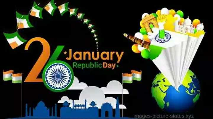 happy republic day - * January Republic Day 40001 images - picture - status . xyz - ShareChat