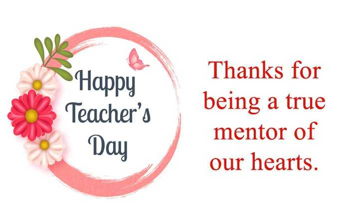 happy tachar day. - Happy Teacher ' s Thanks for being a true mentor of our hearts . Day - ShareChat