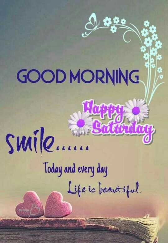 have a nice day - GOOD MORNING Satirlaubt smile . me Today and every day Life is beautiful - ShareChat
