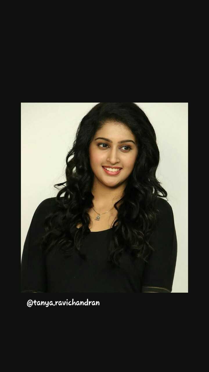 heroine - @ tanya . ravichandran - ShareChat