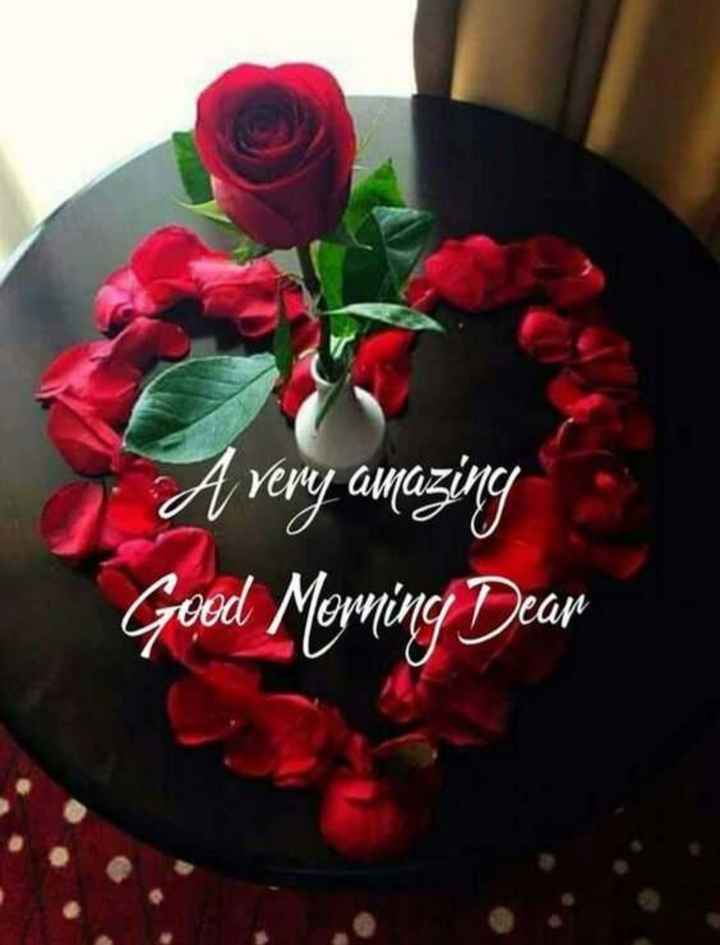 hii good morning friends - A very amazing Good Morning Dear - ShareChat