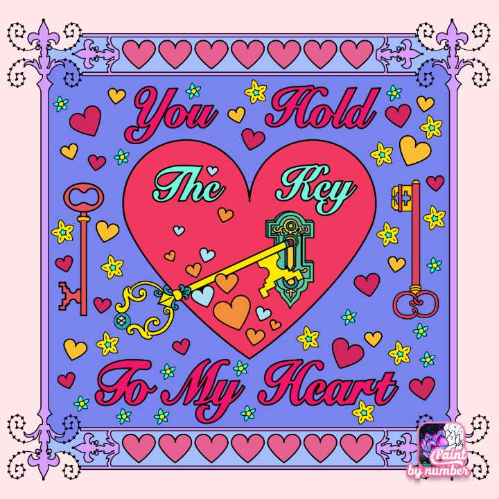 hiii - * You Hold The y To My Heart by number - ShareChat